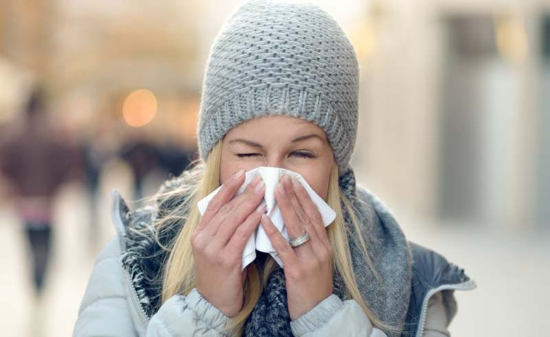 Food and drinks to help bolster your immune system for cold and flu season