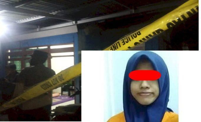 Kost di BTP Makassar,  Dihuni Mahasiswi QA (21) Nekat Mengakhiri Nyawanya