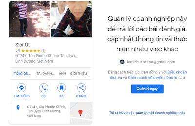 Hướng Dẫn Đăng Ký Và Xác Minh Google Doanh Nghiệp Thành Công 100%