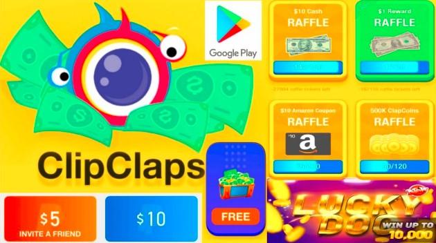 Cara Mendapatkan Uang dari Aplikasi Clipclaps Penghasil Dolar