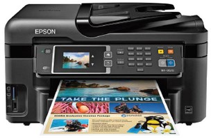 Epson WF-3620 Drivers Download