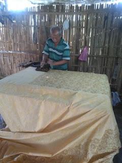Stamping Batik