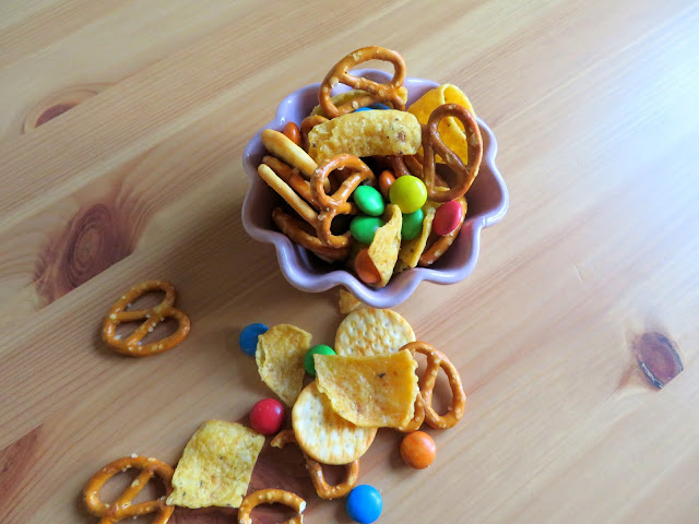 Sweet & Salty Snack Mix