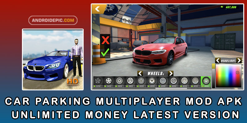 Download Car Parking Multiplayer Mod Apk Terbaru - androidepic.com