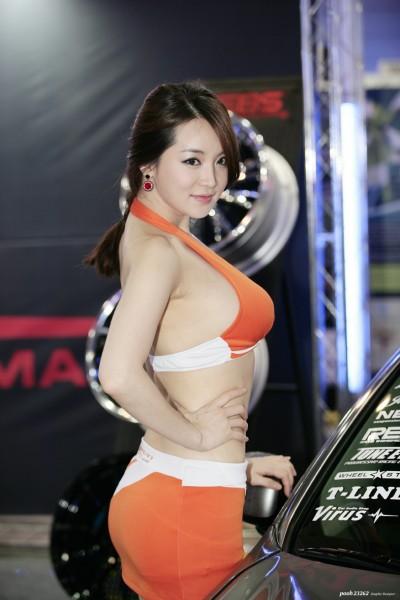 Im Ji Hye Seoul Motor Show 2011 Photos Teen Girl Asian