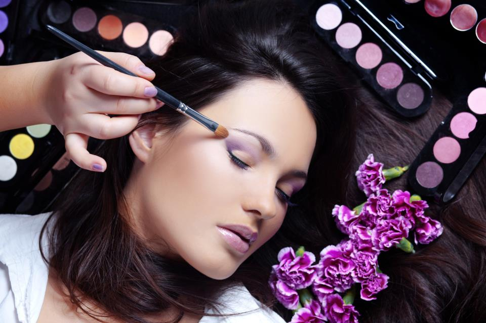 how to do makeup for wedding party india