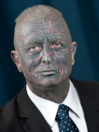 vladirim Franz calon presiden ceko yang paling ekstrim di dunia