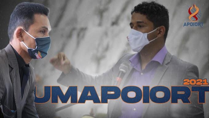 Em reunião On-line nova diretoria da UMAPOIORT é formada