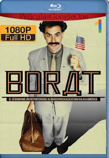Borat (2006) [1080p BRrip] [Latino-Inglés] [LaPipiotaHD]
