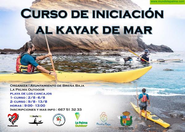 LOS CANCAJOS: Iniciación al Kayak de mar
