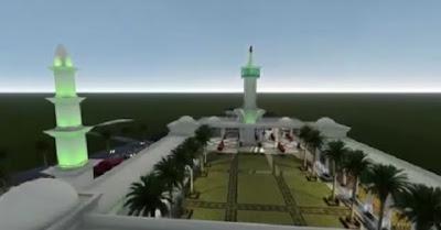 Kabar Gembira, Sebentar Lagi Pembangunan Alun-alun Berendo Hidayah Akan Rampung