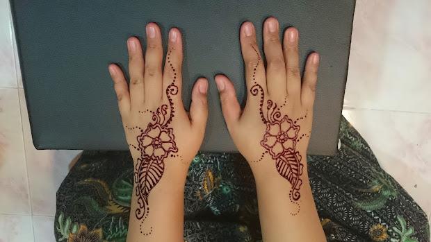 Henna Simple Warna Vtwctr