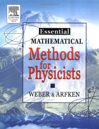 Solution of mathematical physics by arfken PDF download