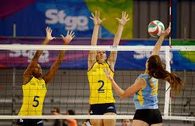 Horário do Jogo Brasil x Chile vôlei feminino no Sul-Americano - 17/08/2017