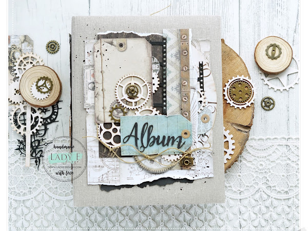 Time Machine Handmade Album