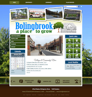 Bolingbrook Illinois Local Government Website