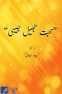 Mohabbat jheel jesi by Syeda Jilani Online Reading