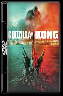 Godzilla vs. Kong [2021] [DVDR R1] [Latino]