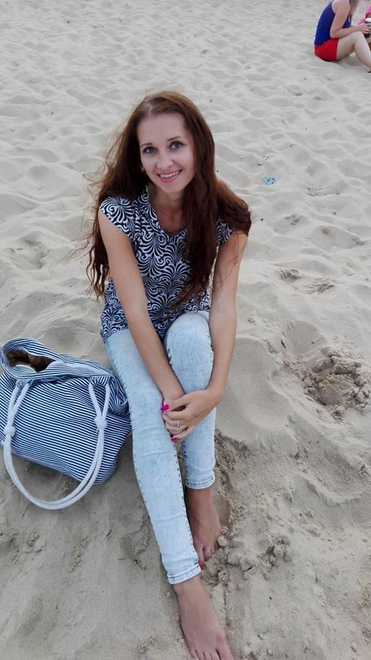 Morze - jedna z moich miłości!