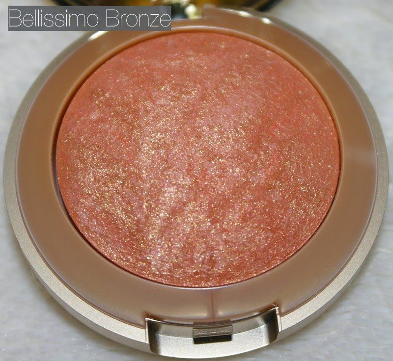 A picture of Milani Baked Blush Bellisimo Bronze