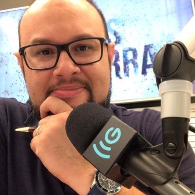 Marcelo do Ó conta sua inspiração para ser narrador