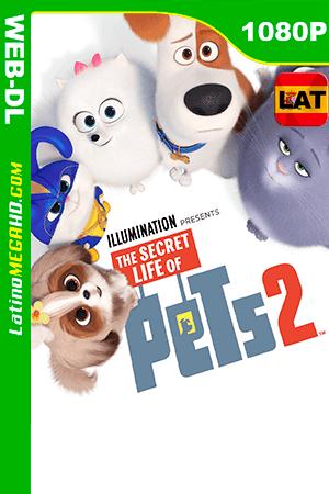 La Vida secreta de tus Mascotas 2 (2019) Latino HD WEB-DL 1080P - 2019