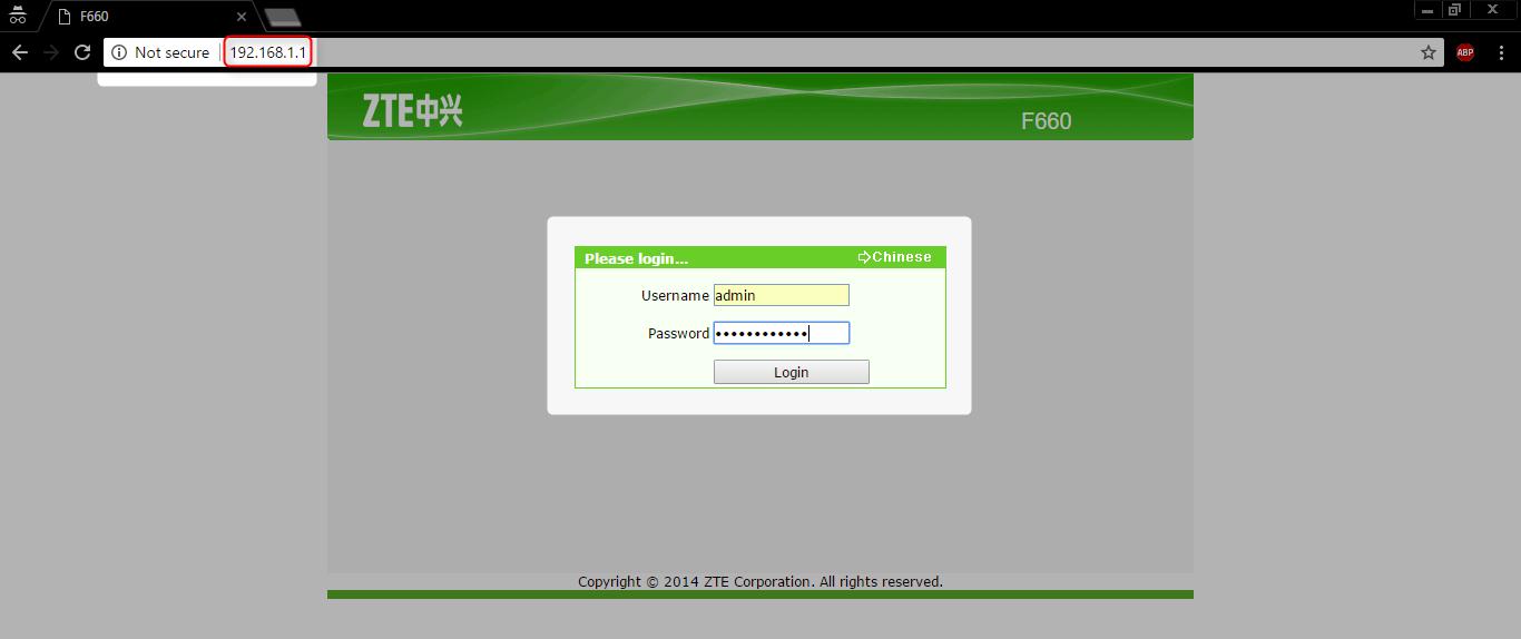 Cara Ampuh Membobol Password Modem/Router ZTE (Indihome) - Bangtax