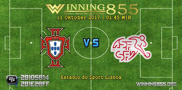 Prediksi Skor Portugal vs Swiss 11 Oktober 2017
