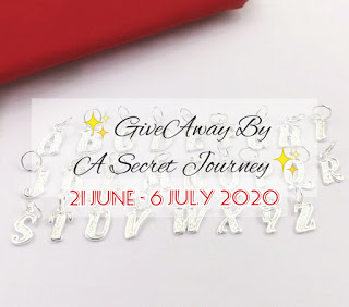 Giveaway by A Secret Journey