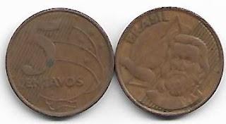 5 centavos, 2003
