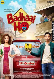 Badhaai Ho First Look Poster 2