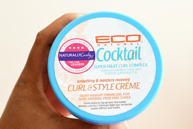 ECO Natural Cocktail Super Fruit Curl Complex Review  via  www.productreviewmom.com