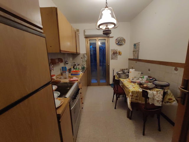 cucina vivibile - appartamento - Grosseto cittadella www.grossetocase.com