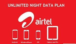 Airtel Night Data Plan