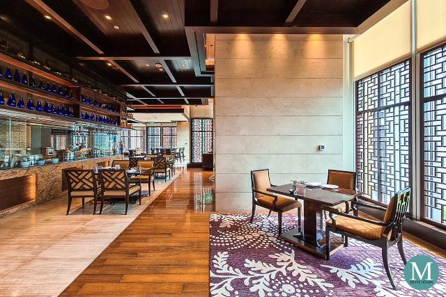 No.8 China House at Grand Hyatt Manila