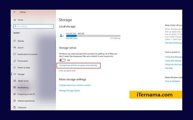 Cara Membersihkan Drive C Yang Penuh Di Windows 10