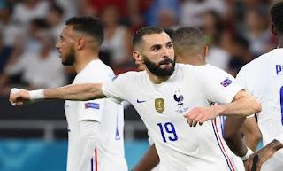 تتويج منتخب فرنسا بلقب دوري الأمم الأوروبية