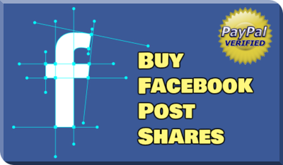 Buy Facebook Post, Photo, Video and Status Shares