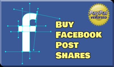 Get More Facebook Shares