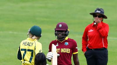AU-W tour of WI 2019 WI-W vs AU-W 1st ODI Match Cricket Tips