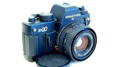 Praktica BX20 #325, Pentacon MC 50mm 1:1.8 #274