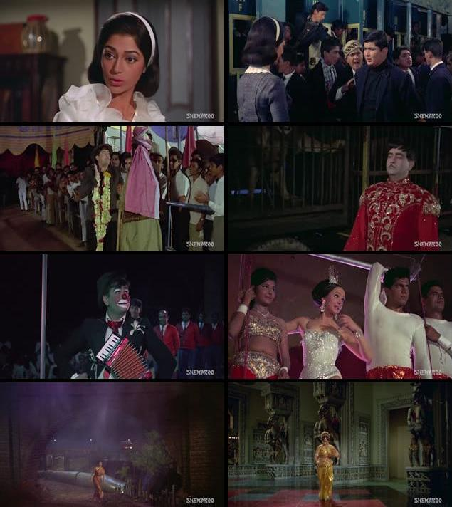 Mera Naam Joker 1970 Hindi 720p HDRip