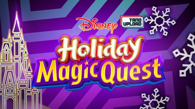 Especiales Disney Channel [Holiday Magic Quest]