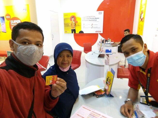 Pengalaman Nomor Indosat IM3 Hangus