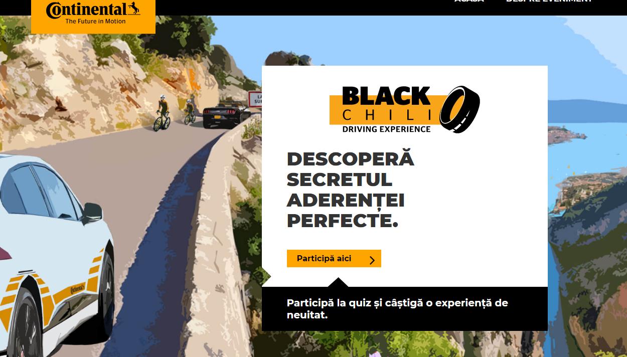 Concurs blackchili.ro - Castiga o experienta de neuitat in Franta - vacanta - provence - continental - premiu - castiga.net