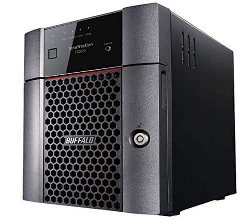 BUFFALO TeraStation 3420DN 16TB 4-Bay Desktop NAS