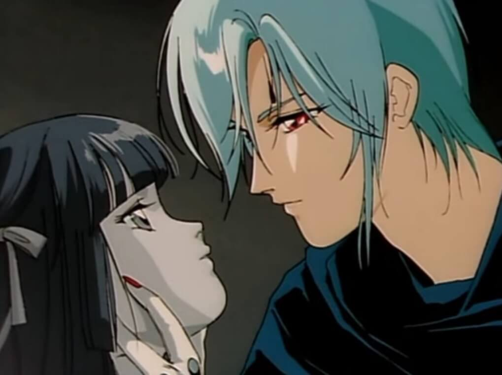 vampire princess miyu and larva