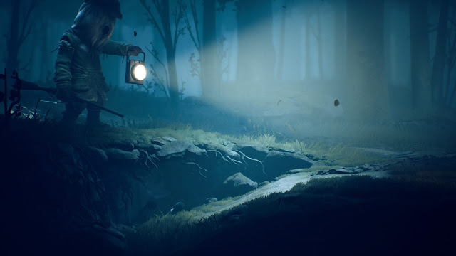 Little Nightmares 2 - Bosque