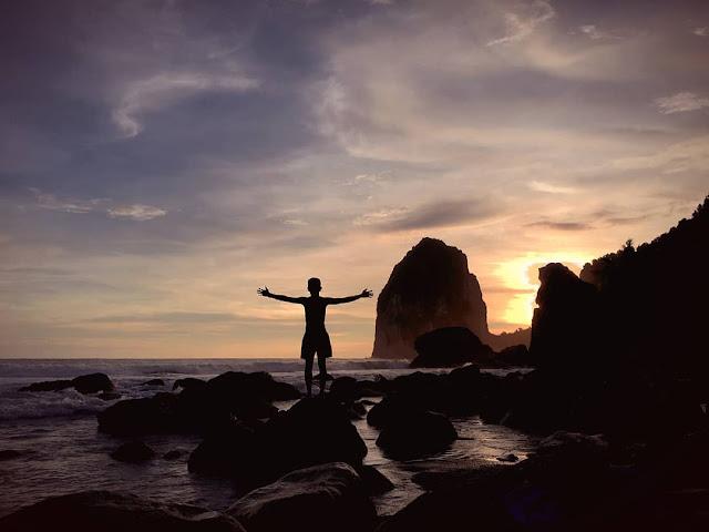 tempat menikmati sunset di pacitan