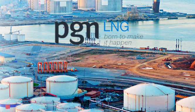 Lowongan Kerja Staf Shorebase PT. PGN LNG Indonesia Cilegon
